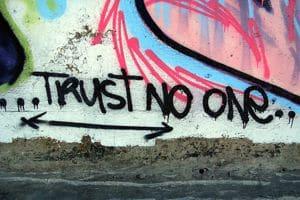 vertrouwen wantrouwen