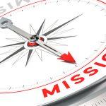 Een missie maakt je minder vatbaar voor je omgeving